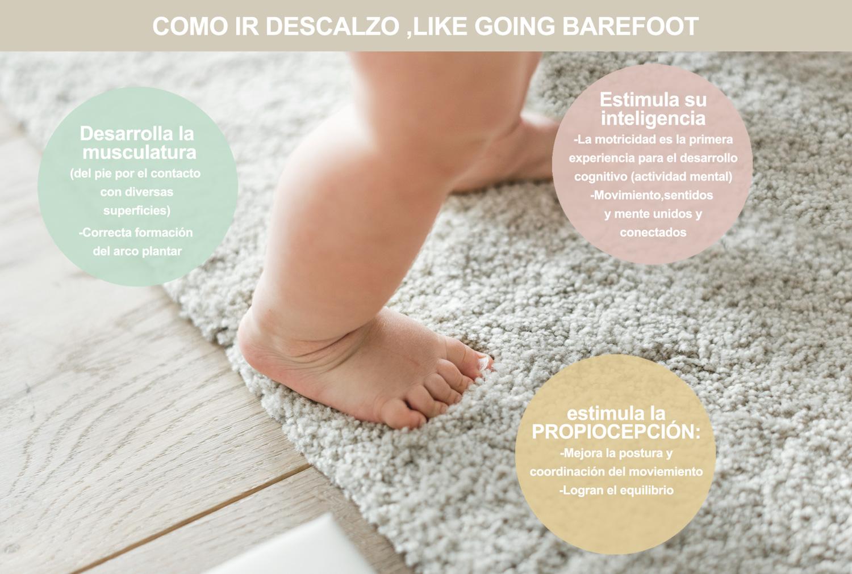 calzado para bebé e infantil Babilukids